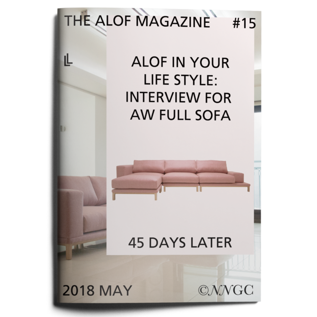 #15ALOF MAGAZINEin your life style