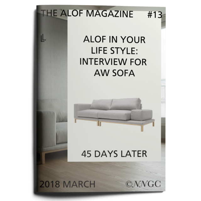#13ALOF MAGAZINEin your life style