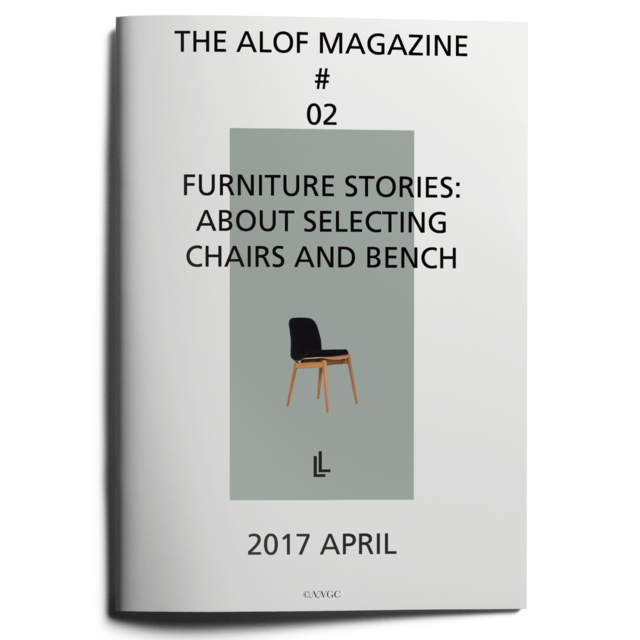 #02ALOF MAGAZINEfurniture stories