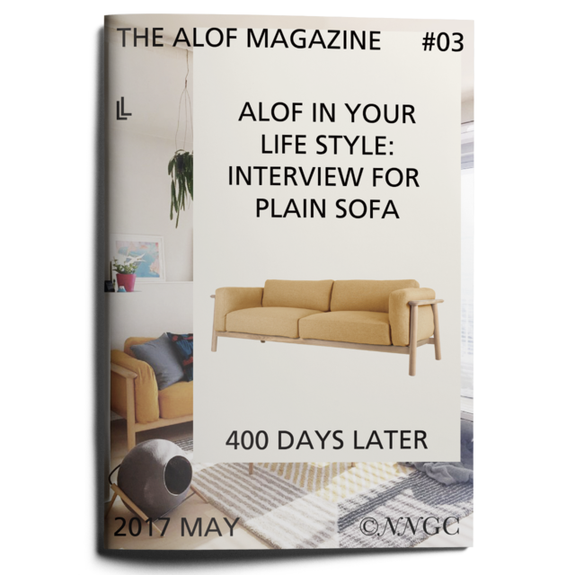 #03ALOF MAGAZINEin your life style