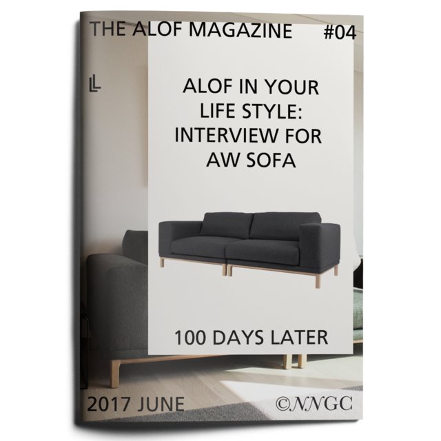 #04ALOF MAGAZINEin your life style